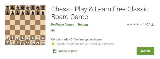 Chess – Play & Learn
