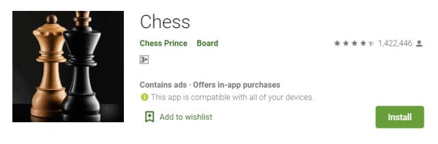 permainan catur online Chess