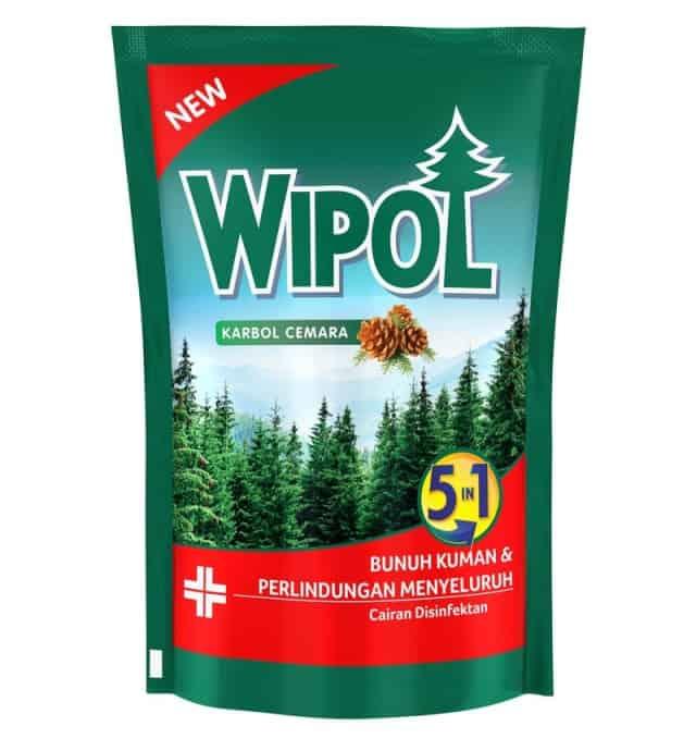 Wipol Sebagai Pembersih Keramik