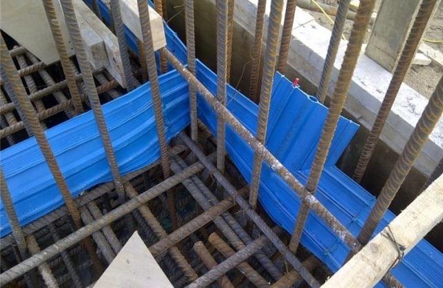 PVC Waterstop Digunakan untuk Berbagai Proyek Bangunan