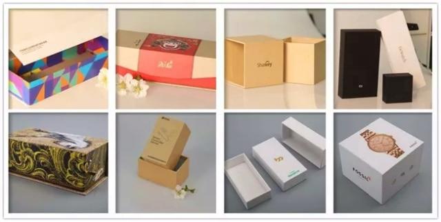hasil Mesin Rigid Box untuk Membuat Kemasan Elegant